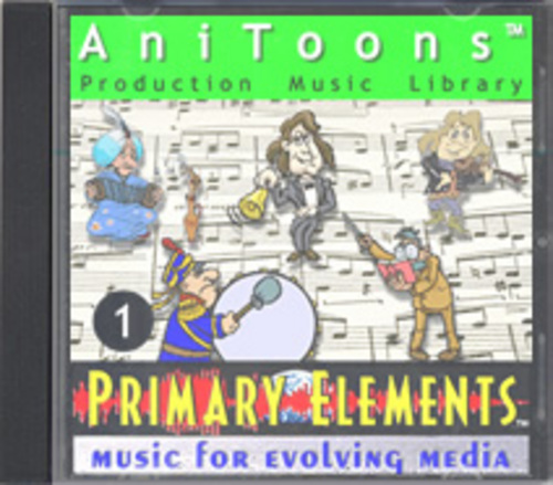 Product picture Ani Toons 1 Royalty Free Production Music A License