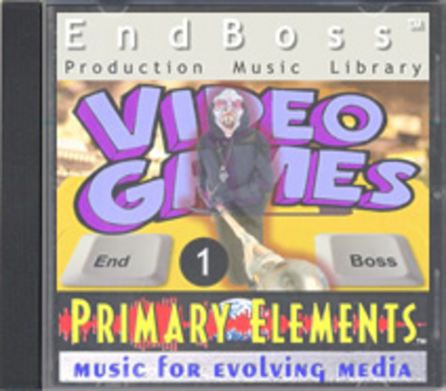 Product picture End Boss 1 Royalty Free Production Music A License