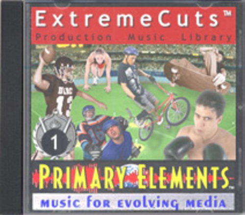 Product picture Extreme Cuts 1 Royalty Free Production Music A License