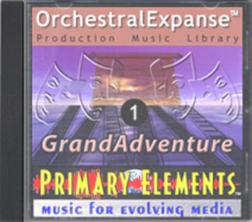 Product picture Grand Adventure 1 Royalty Free Production Music A License