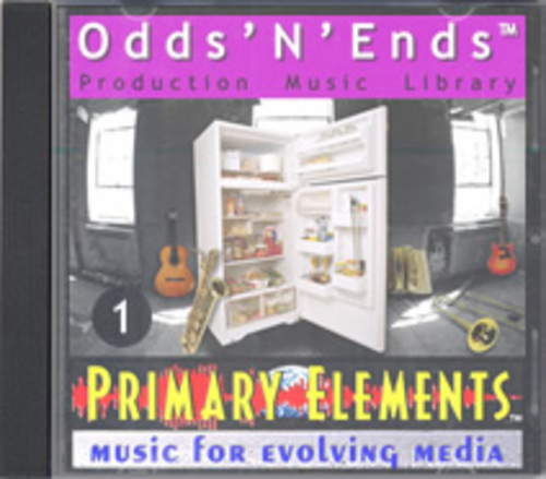 Product picture Odds N Ends 1 Royalty Free Production Music A License