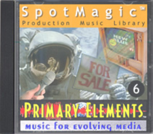 Product picture Spot Magic 6 Royalty Free Production Music A License